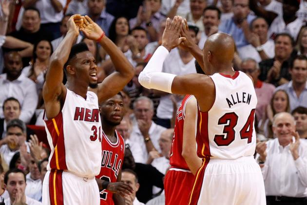 Miami Heat Rotation Players Who Have Come Up Huge During NBA Playoffs