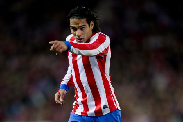 World Football Gossip Roundup: Radamel Falcao, Karim Benzema, Wayne Rooney
