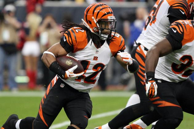 Hot-Seat Watch for Starting NFL Running Backs