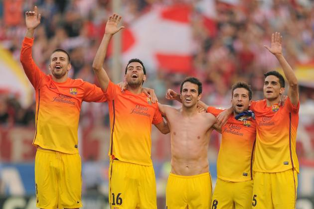 Atletico Madrid vs. Barcelona: 5 Things We Learned