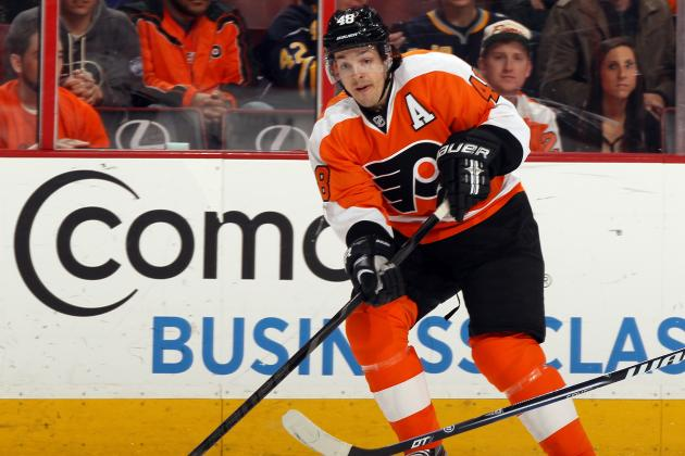 Ranking the 5 Best Free-Agent Signings in Philadelphia Flyers' History