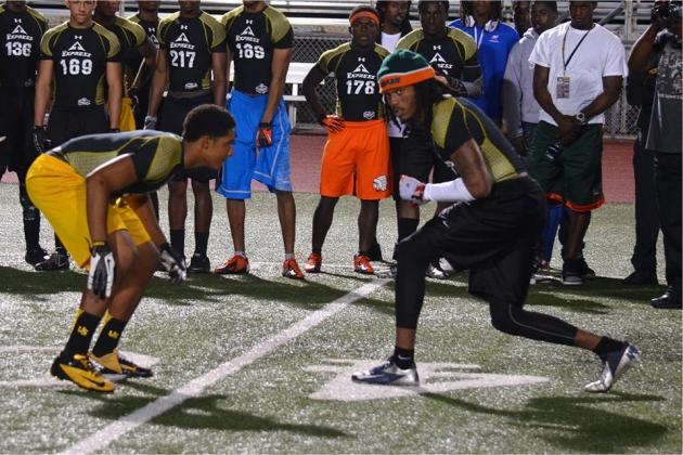 Best Fits for the Top 10 Uncommitted WR Recruits in Class of 2014