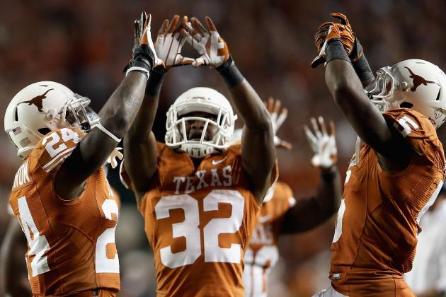 Texas Football: Ranking the 5 Best Offensive Weapons for the Longhorns