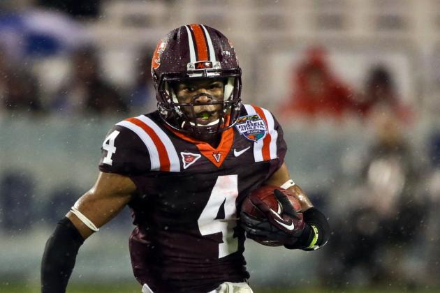 Virginia Tech Football: Ranking the 5 Best Offensive Weapons for the Hokies