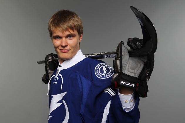 Tampa Bay Lightning Prospects Most Likely to Be Standouts in 2014