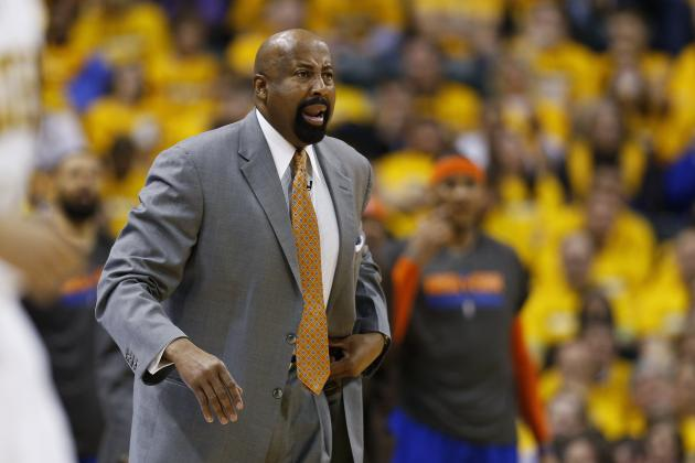 New York Knicks: 5 Changes Mike Woodson Must Make to Save the Knicks