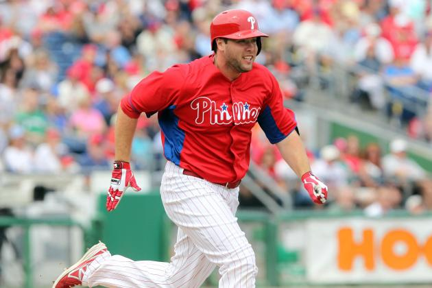 Stock Up, Stock Down for Philadelphia Phillies' Top 10 Prospects for Week 6