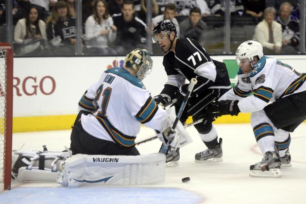 San Jose Sharks vs. Los Angeles Kings: 5 Keys for Sharks to Win Playoff Series