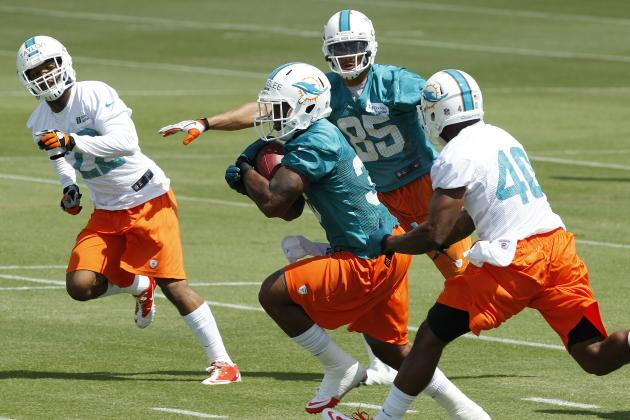 The 5 Biggest Takeaways from Miami Dolphins Rookie Minicamp