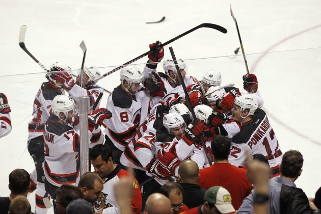Stanley Cup Playoffs: Ranking the Best Game 7s in the Past Decade
