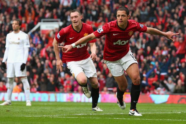 Javier Hernandez: Why Manchester United Would Be Crazy to Sell Him
