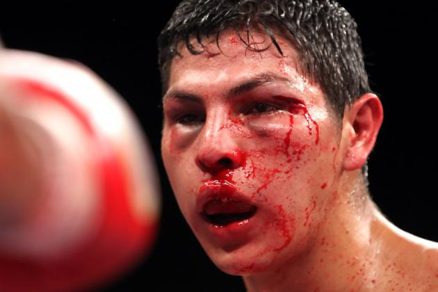 Ranking the 10 Bloodiest Boxing Fights in the Past Decade