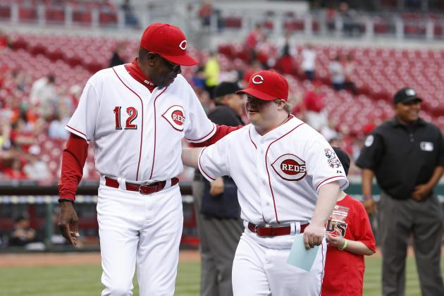 First Quarter Grades for Cincinnati Reds