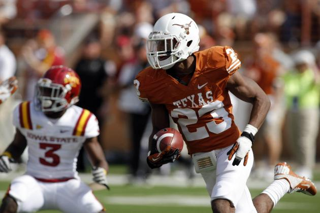 Texas Football: Ranking the 5 Best Defenders for the Longhorns