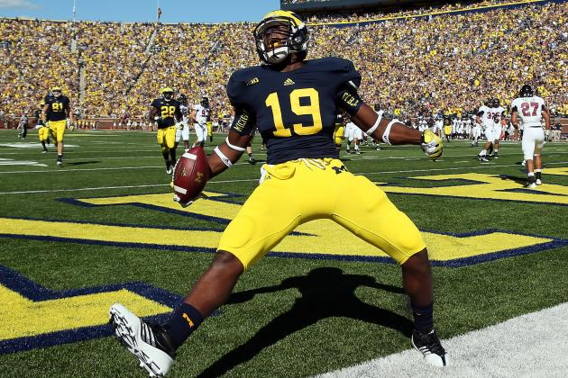 Michigan Football: Ranking the 5 Best Offensive Weapons for the Wolverines