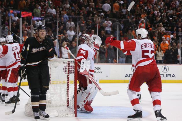 Biggest Surprises from the 1st Round of the 2013 NHL Stanley Cup Playoffs