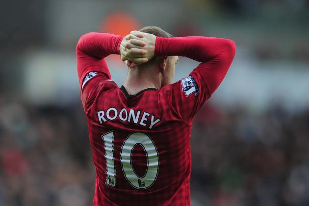 Manchester United: Where Did It All Go Wrong for Wayne Rooney?
