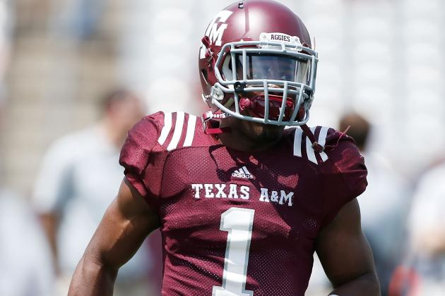 Texas A&M Football: Realistic Expectations for the Aggie Running Backs