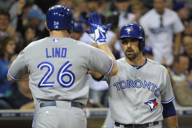 2013 Toronto Blue Jays: 5 Biggest Surprises so Far