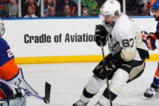 Pittsburgh Penguins vs. Ottawa Senators: NHL Playoff Preview and Prediction