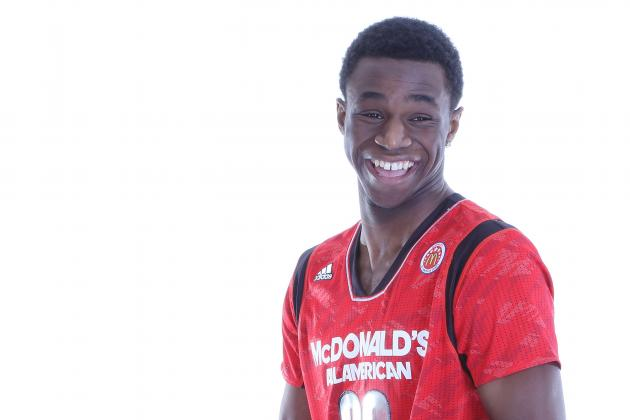 Andrew Wiggins Decision: Final Odds on Which School No. 1 Recruit Will Pick