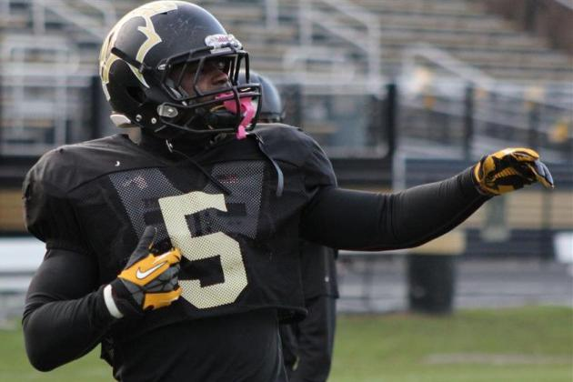 Power Ranking Top 25 Big Ten Targets on 2014 College Football Recruiting Trail