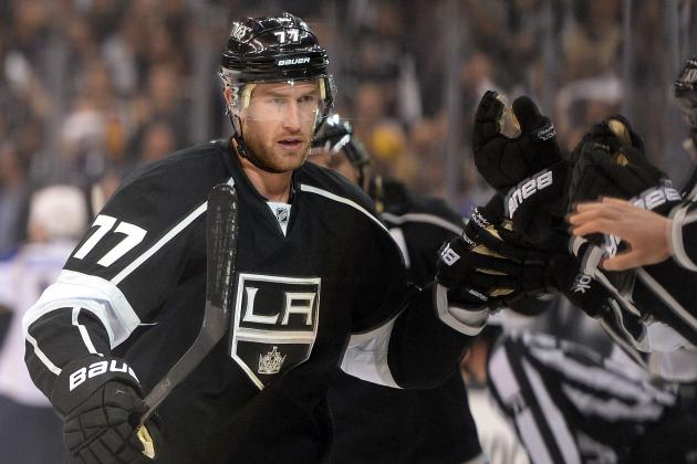 Los Angeles Kings vs. San Jose Sharks: NHL Playoff Preview and Prediction