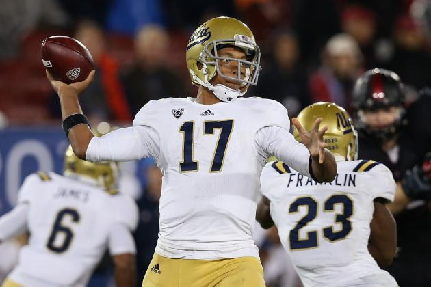 UCLA Football: Ranking the 5 Best Offensive Weapons for the Bruins