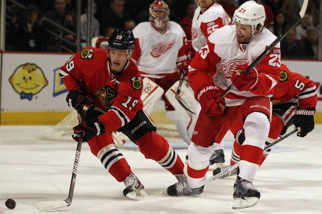 Chicago Blackhawks vs. Detroit Red Wings: NHL Playoff Preview and Prediction