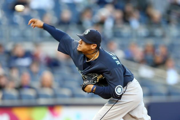 First Quarter Grades for Seattle Mariners