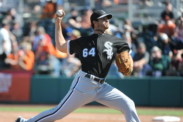 Stock Up, Stock Down for Chicago White Sox's Top 10 Prospects for Week of May 6
