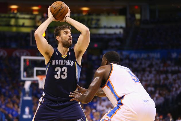 NBA Picks: Oklahoma City Thunder vs. Memphis Grizzlies, Game 4