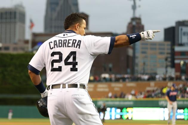 Selecting the AL Central's Position Player First Quarter All-Star Team