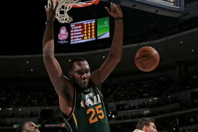 Top Destinations for 2013 Free Agent Al Jefferson