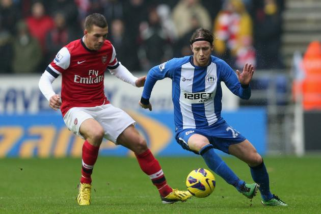 Arsenal vs. Wigan: 5 Bold Predictions for the Emirates