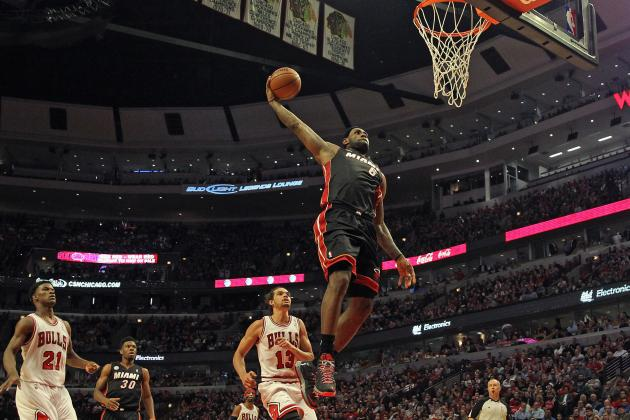 Miami Heat vs. Chicago Bulls: Game 4 Postgame Grades and Analysis