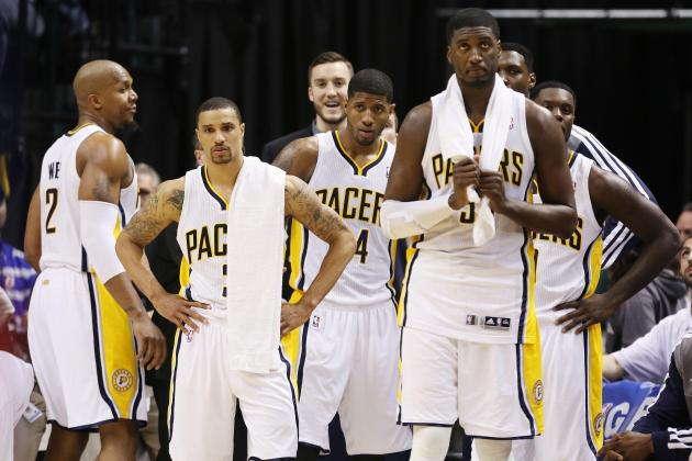 Grading Every Indiana Pacers' 2nd-Round Performance so Far