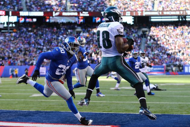 10 Philadelphia Eagles Players Poised for a Breakout Campaign in 2013
