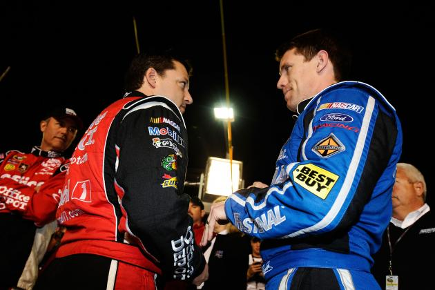 5 Ways to Win a Debate with Anyone Who Says NASCAR Drivers Aren't Athletes