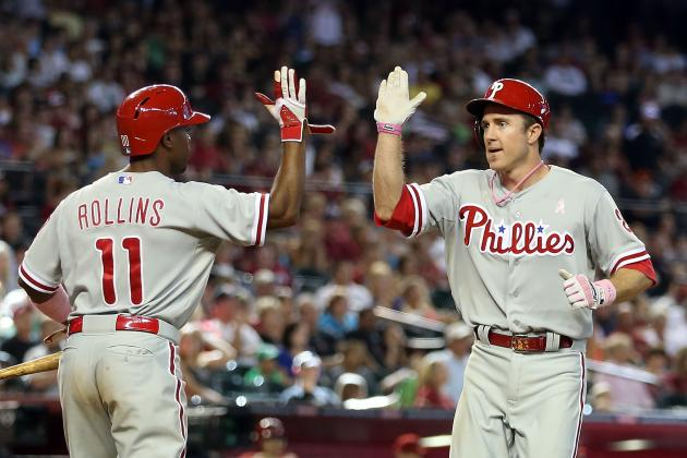 An Early Look at 10 Realistic Moves Phillies Could Make at the Deadline