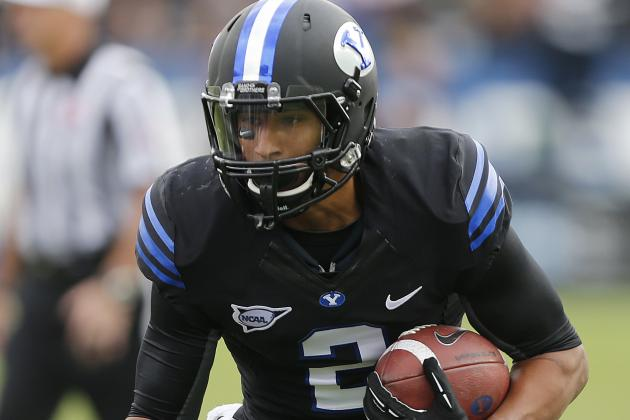 BYU Football: Ranking the Best Offensive Weapons for the Cougars