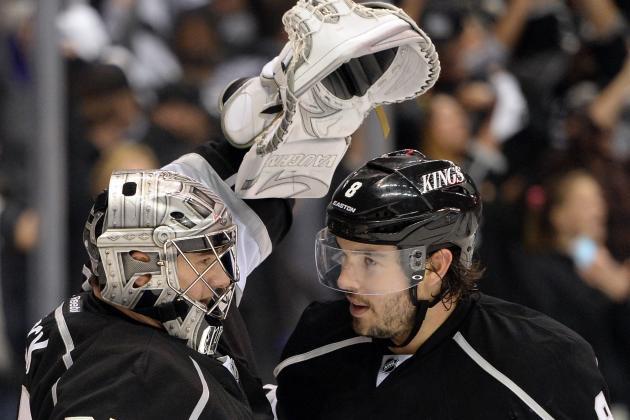 3 Adjustments Los Angeles Kings Must Make to Continue Stanley Cup Playoff Run