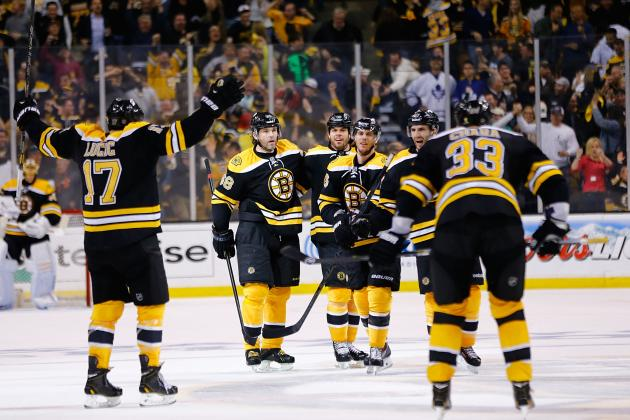 Boston Bruins vs. New York Rangers: NHL Playoff Preview and Prediction