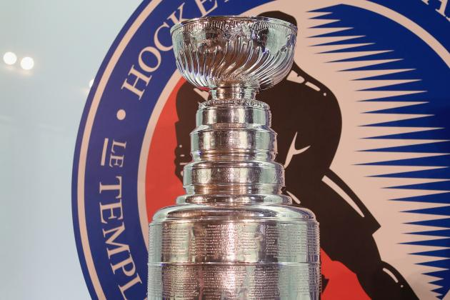 Updated Stanley Cup Odds for Every NHL Playoff Team After First Round