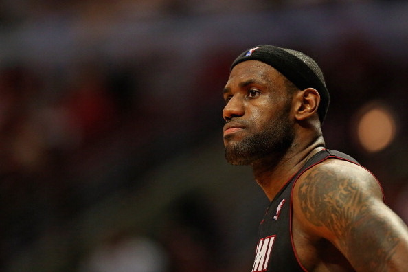 Imagining the NBA's Best Hair Styles on LeBron James