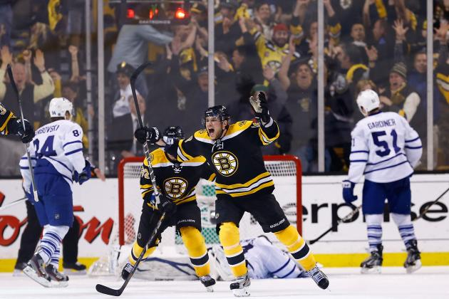 Maple Leafs vs. Bruins: 5 Keys for Leafs to Advance to the 2nd Round Revisted