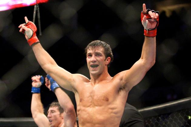 Vitor Belfort vs Luke Rockhold: Odds and Predictions for UFC on FX 8