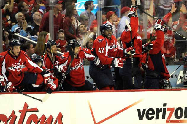 Final Grades for Washington Capitals' 2013 Season