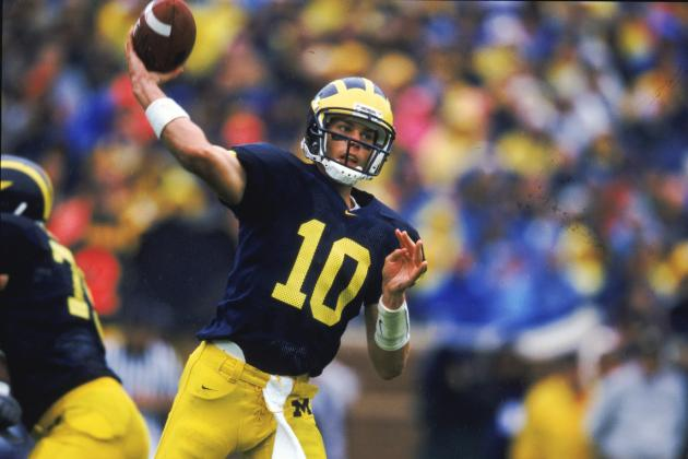 Big Ten Football: 10 Best Big Ten Quarterbacks of All Time
