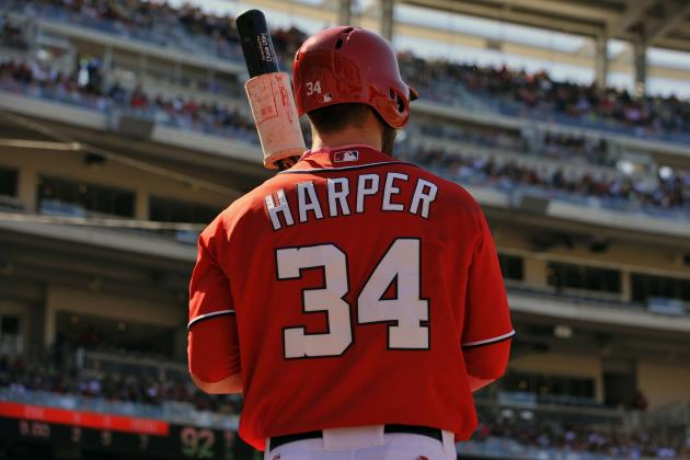 Explaining 5 Reasons Why Bryce Harper Has Been So Much Better in 2013